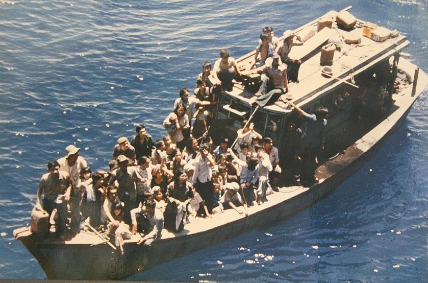 Người Việt tị nạn từng là 'nạn nhân' của chính sách 'chống di dân'