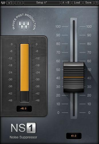 Waves Ns1 Waves Audio Waves Plugins Noise