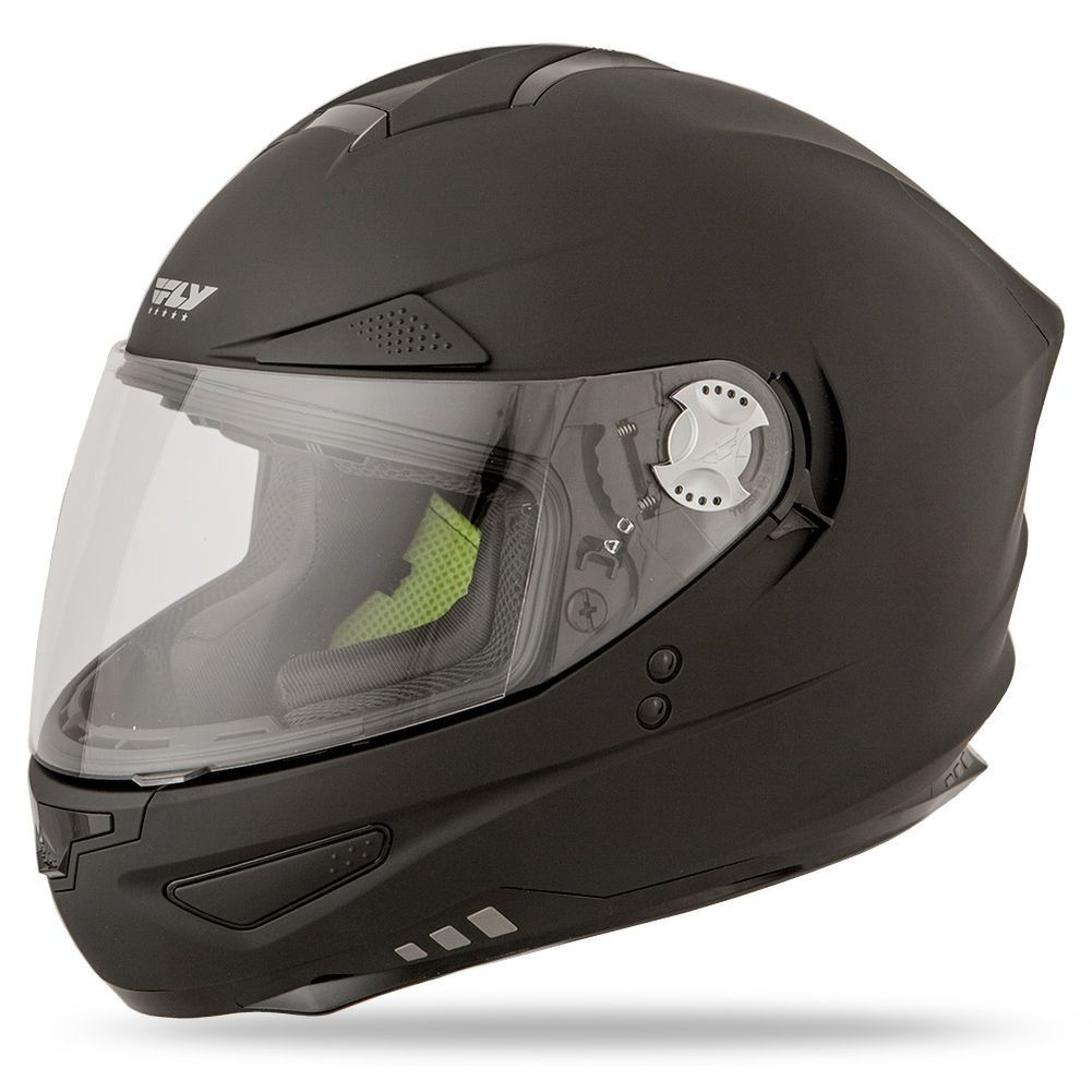 Fly Racing Luxx Solid Mens Street Motorcycle Helmets | 2015 Z1R ...