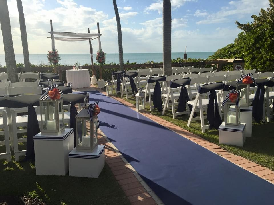 Hilton Naples Beach Wedding Ceremony 8th Avenue South
