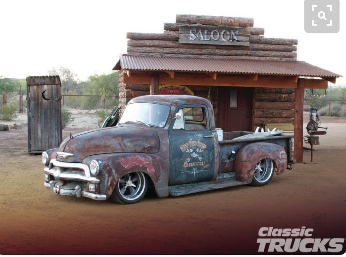 Rebel custom rods and motorcycles shop truck click for story and more photos rat rod pinterest shop truck motorcycle shop and rats