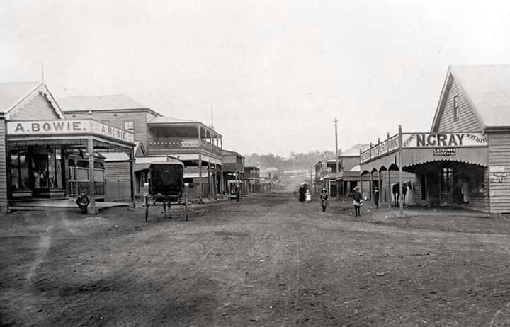 West Wallsend in 1890.