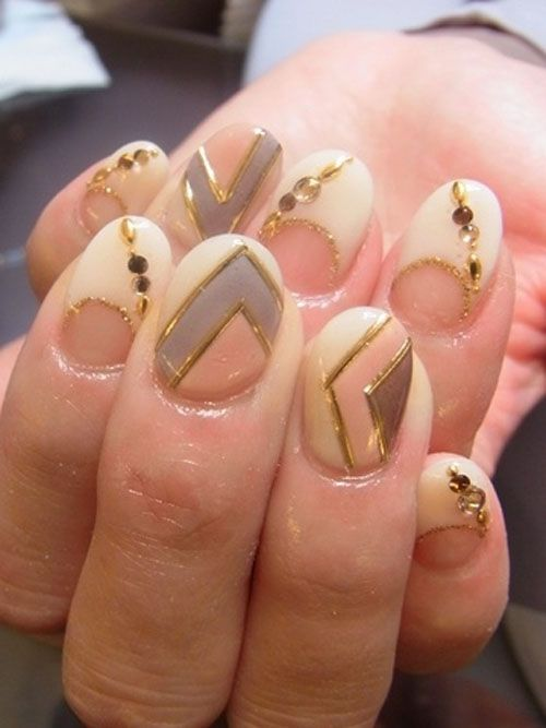 9 Best Japanese Nail Art Designs with Images | Japanese nail art ...