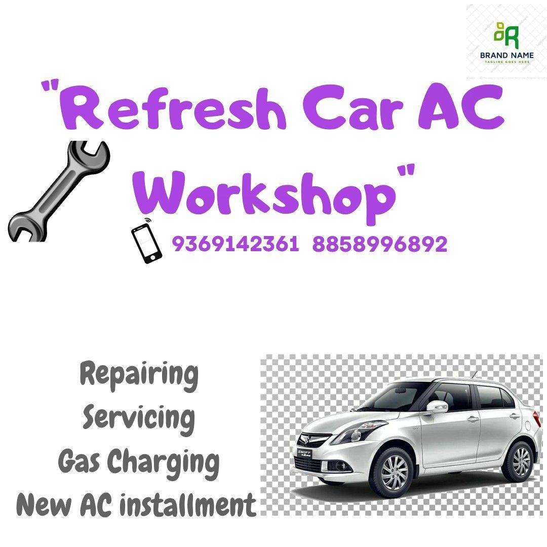 Refresh Car AC in 2020 Car