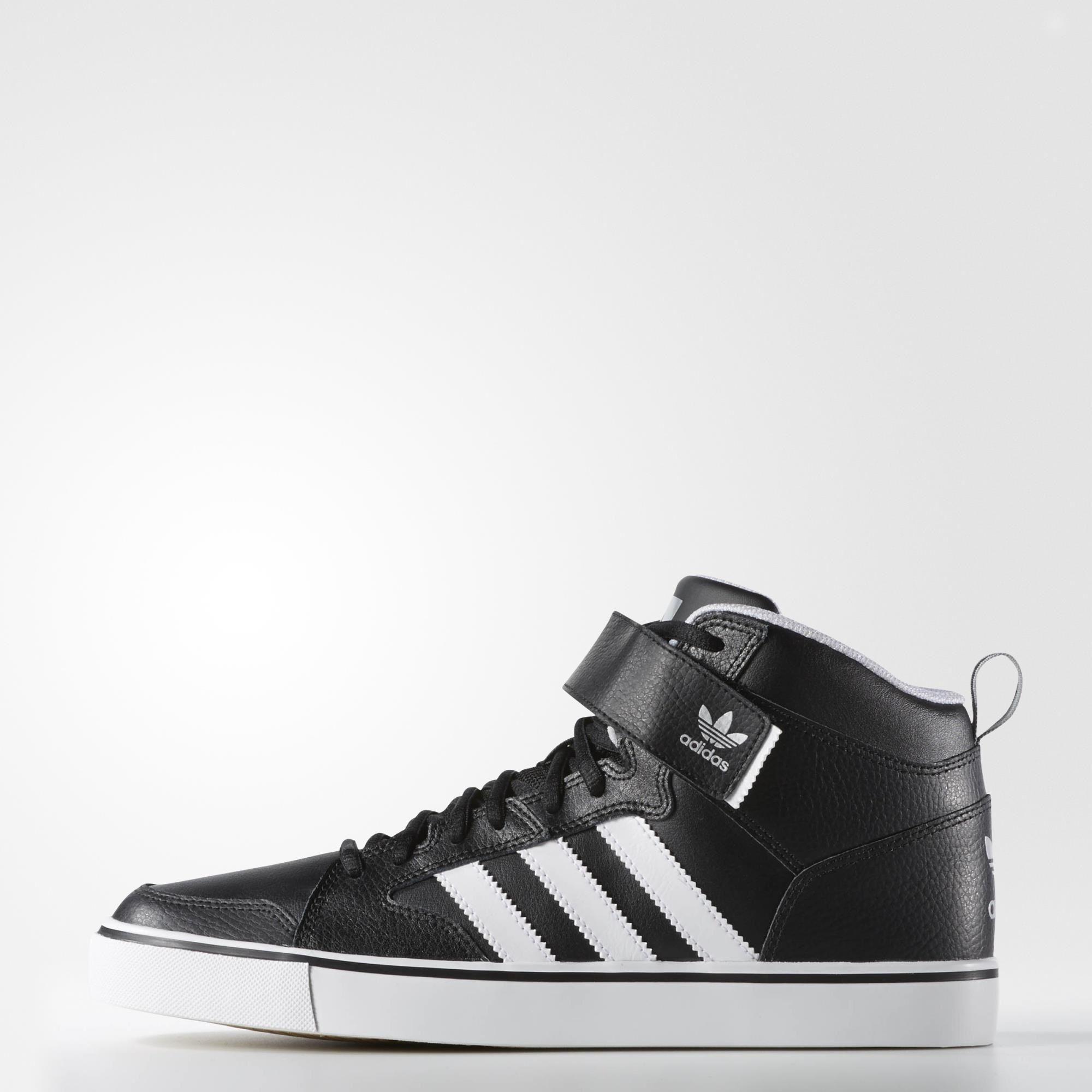 5878c0b244d adidas Varial 2.0 Mid Shoes - Black