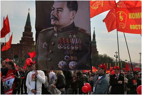 Фотожурналист Сергей Максимишин. Сталин возвращается (20 картинок)