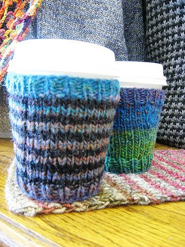 Addicted To Caffeine Coffee Cup Cozy Pattern By Shannita Williams