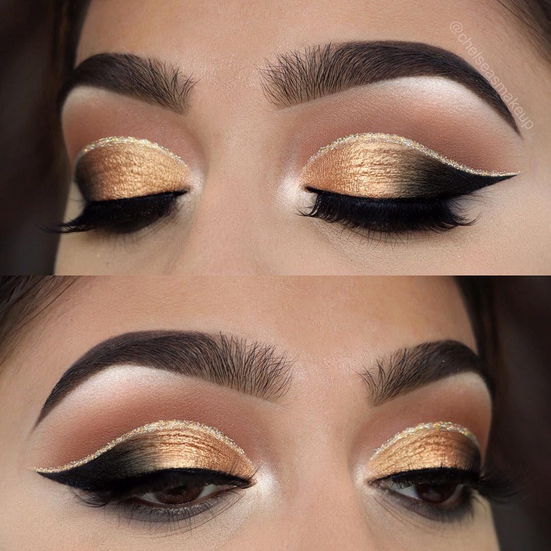 20 Easy Shimmer Eye Shadow Make Up Shimmer eyeshadow