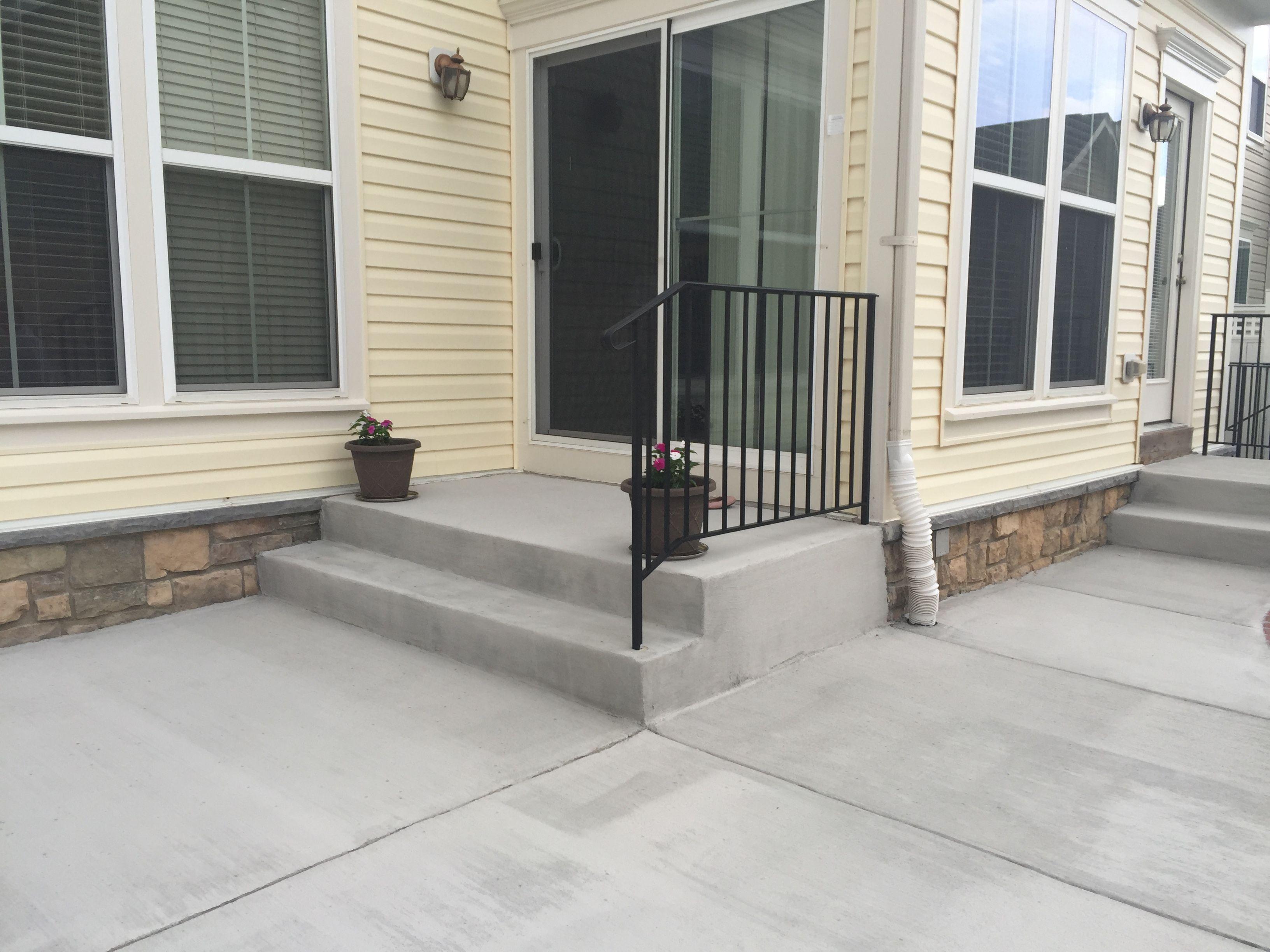 Best Concrete Patio In Ashburn Virginia Concrete Patio 400 x 300