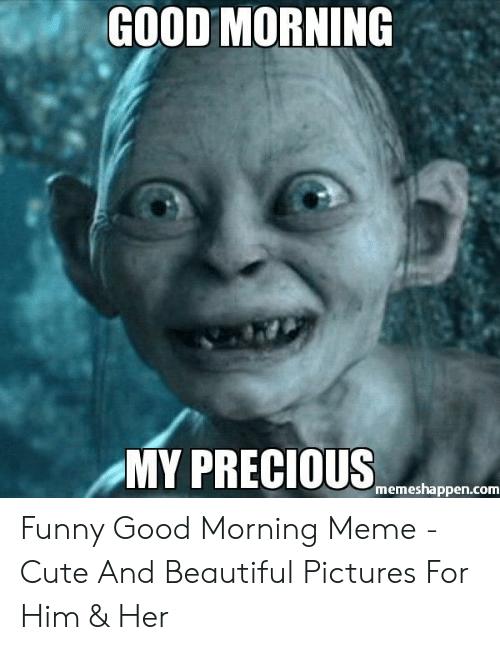 via Funny mom memes, Good morning meme