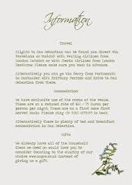 Image Result For Wedding Details Card Wording Wedding Invitations Wedding Details Card Invitation Wording