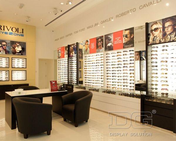 Op16 Modern Style Optical Store Displays Guangzhou Dinggui Display Furniture Design Manufac Store Design Interior Shop Interior Design Interior Design Images