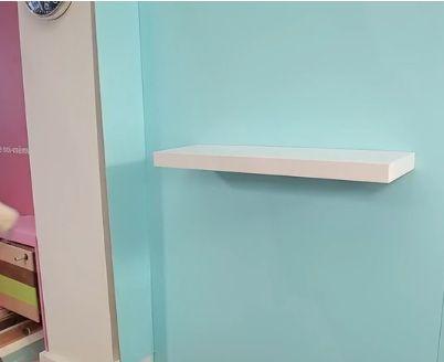 Fixation invisible étagère    wwwdecofr bricolage-travaux - comment fixer un meuble au mur
