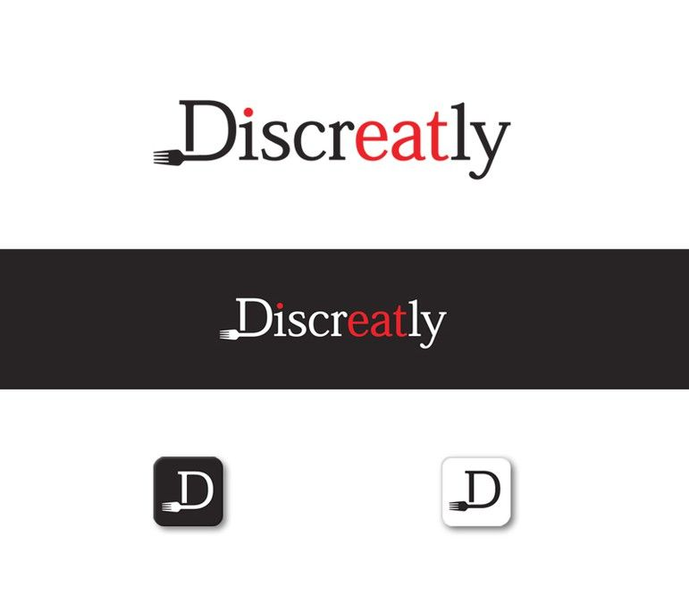 Create the next logo for Discreatly by bungle