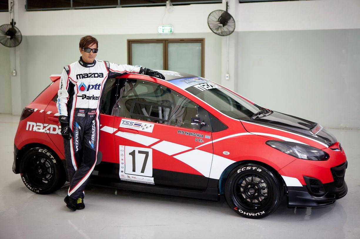 one badass mazda 2 race car. | mazda 2 | pinterest | mazda and cars
