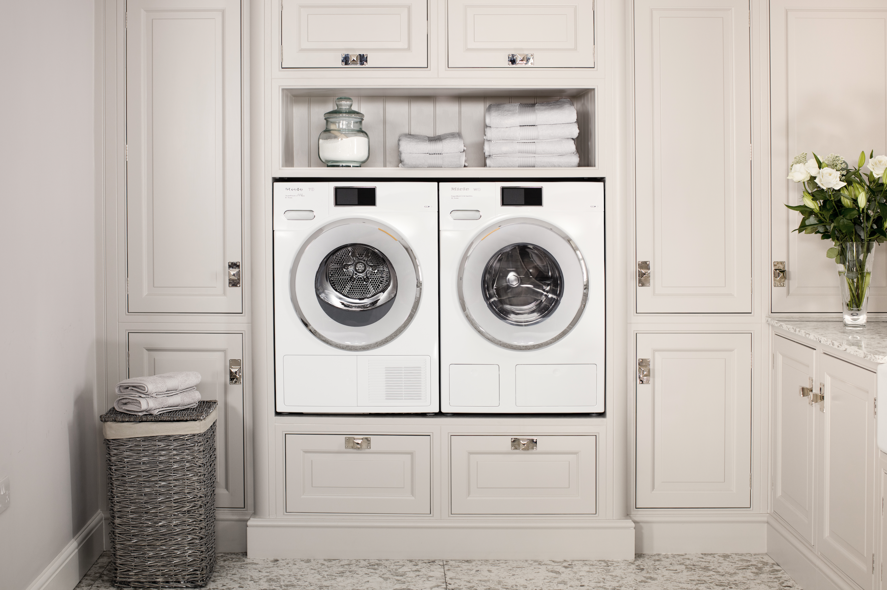 Appliances Installed At Eye Level Or Body Height Offer A