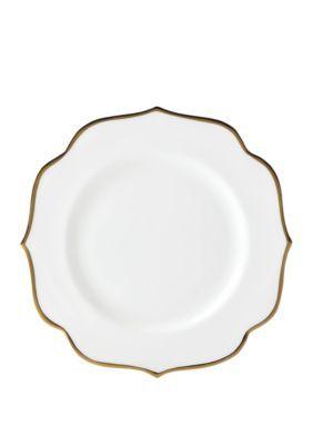 Lenox Contempo Luxe Accent Plate - White - Plate Accent