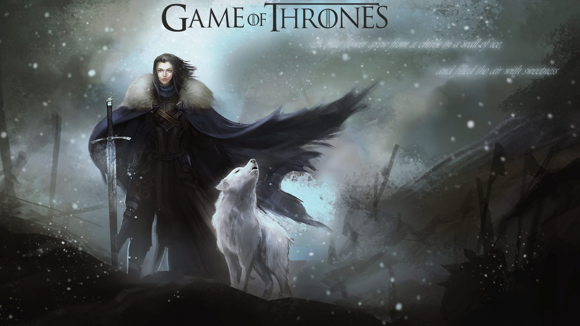 Game Of Thrones Fan Art Wallpaper Images Pictures Photos Hd