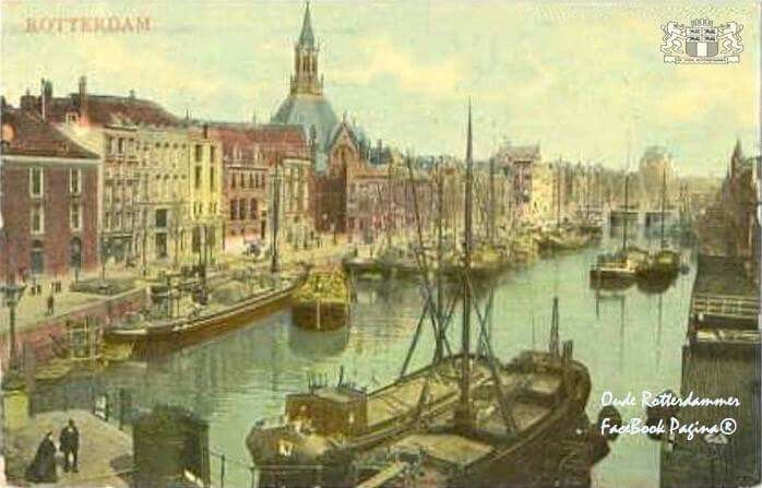 Scheepmakerhaven 1914