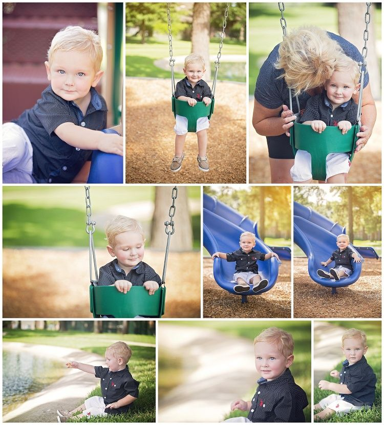Afternoon in the Park #grandmagrandsonsession, #funatparksession, #littleboysession  Tanya Saenz Photography - Tomball, TX