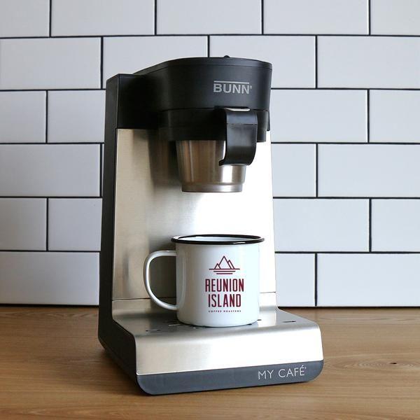 Bunn My Cafe Mcu Home Single Cup Coffee Brewer D E S I G N