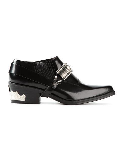 TOGA PULLA Cuban heel boots UMYyTV8wK
