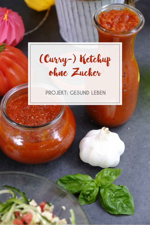 Rezept: Curry-Ketchup ohne Zucker | Gesund grillen - Projekt: Gesund leben