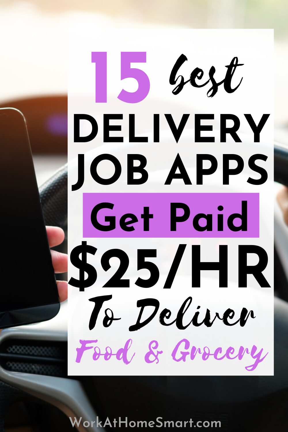15 Best Delivery App Jobs Hiring In 2021 Driver Job Delivery Driver Jobs Jobs For Teachers