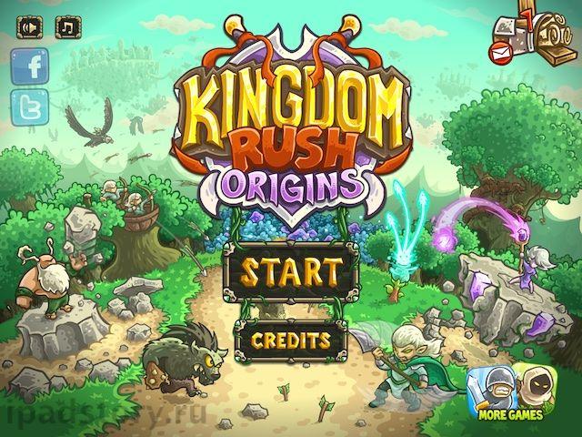 Kingdom Rush Origins The Originals Point Hacks Game Concept Art