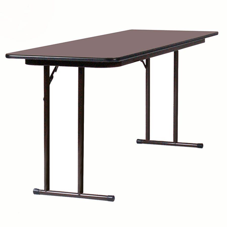 Correll STPX X Folding Training Table Sale Price - 18 x 96 training table