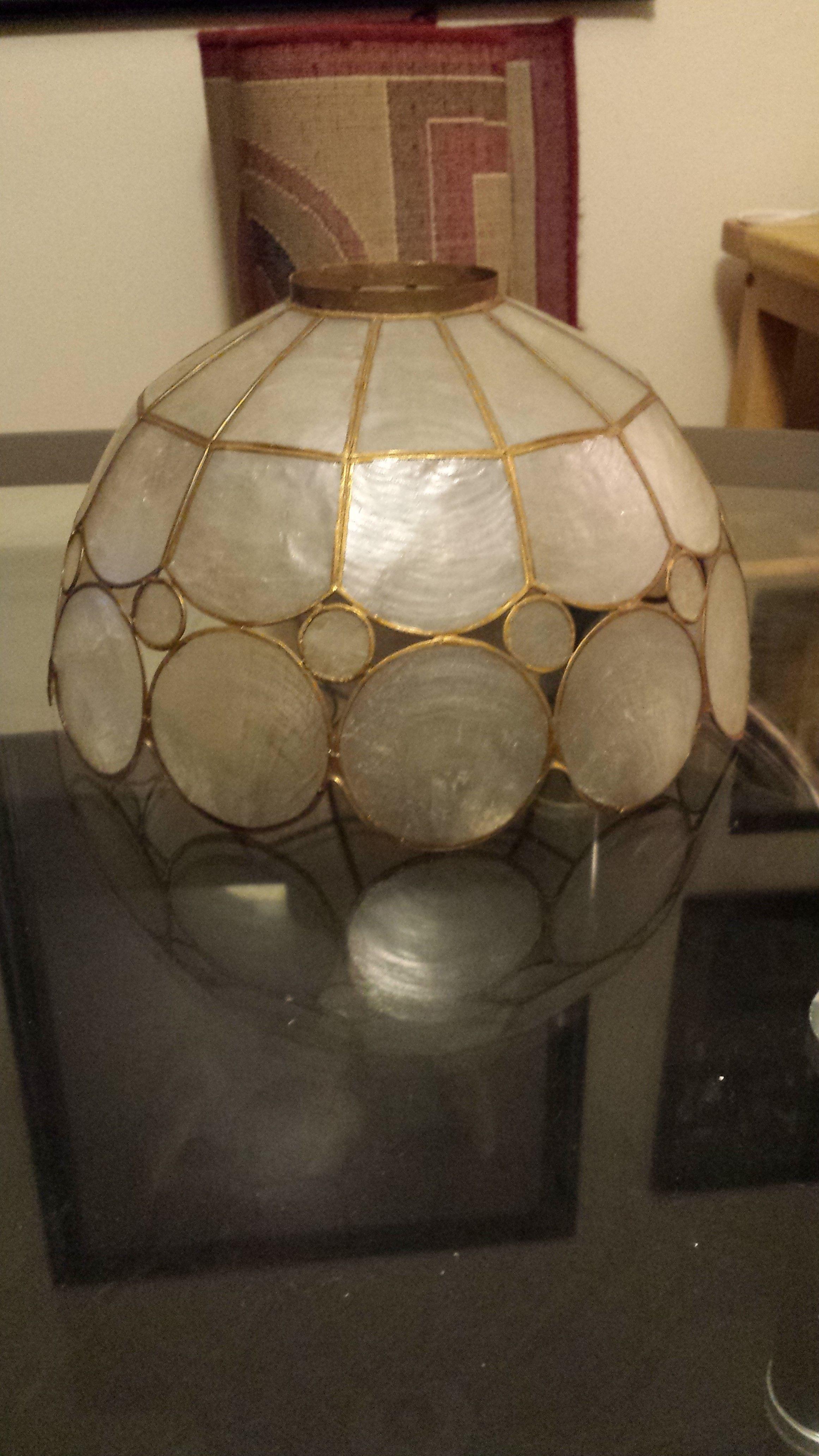 Item ls003small capiz shell lamp shade5 34h x 10d2300 item ls003small capiz shell lamp shade5 34 mozeypictures Gallery