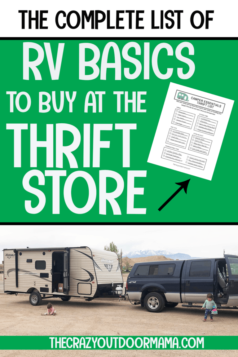 27 Must Haves For Your Camper On A Budget