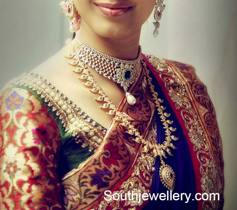south indian bride, Southjewellery .com | Jewelry | Pinterest ...