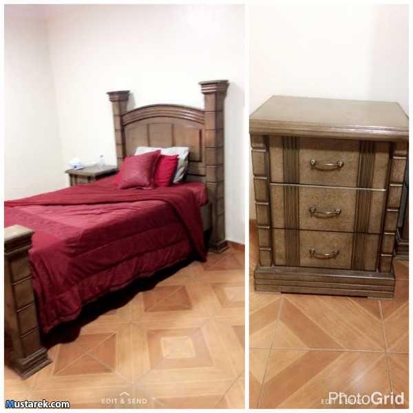 غرفة نوم بحاله جيدة للبيع سرير مفرد و نصف مرتبه بحاله جيدة جدا طاولة اجرار 3 طبقات كومدينا سبب البيع شراء غرفه جديدة Home Decor Home Furniture