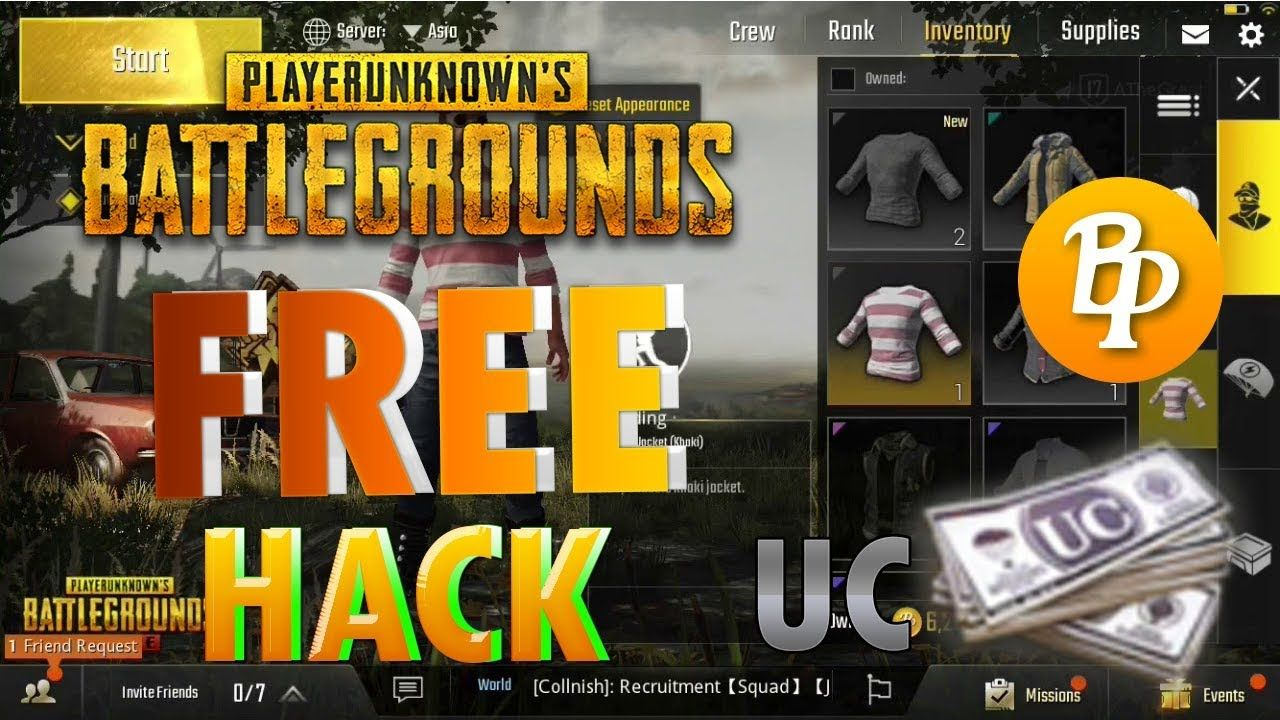 pubg mobile hack download android 1