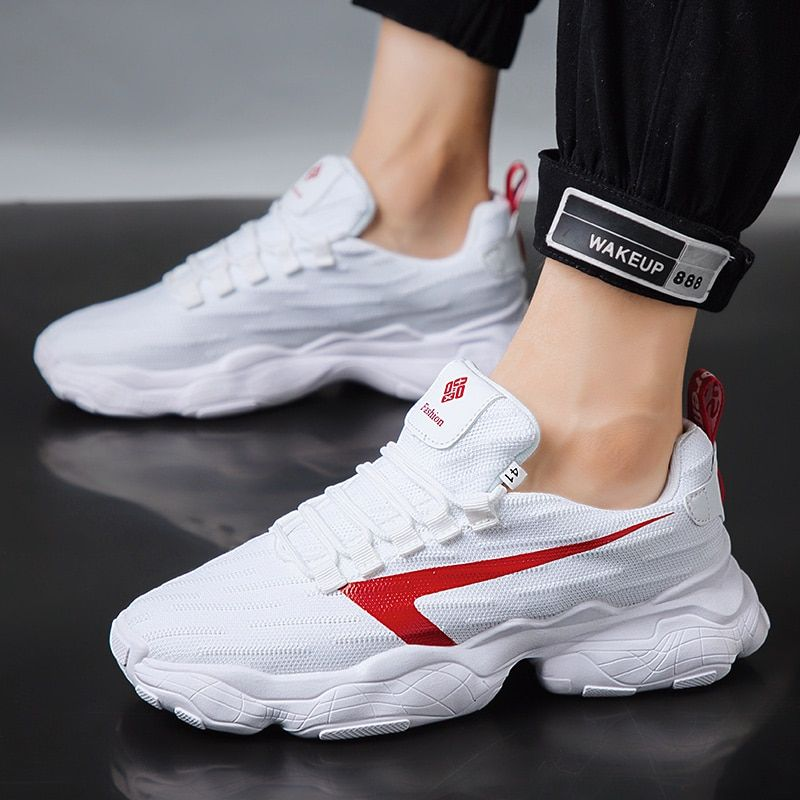 Damyuan 2020 New Fashion Men S Non Leather Casual Shoes Breathable Sneakers Comfortable Zapatos De Hombre Buty M Mens Casual Shoes Sneakers Breathable Sneakers