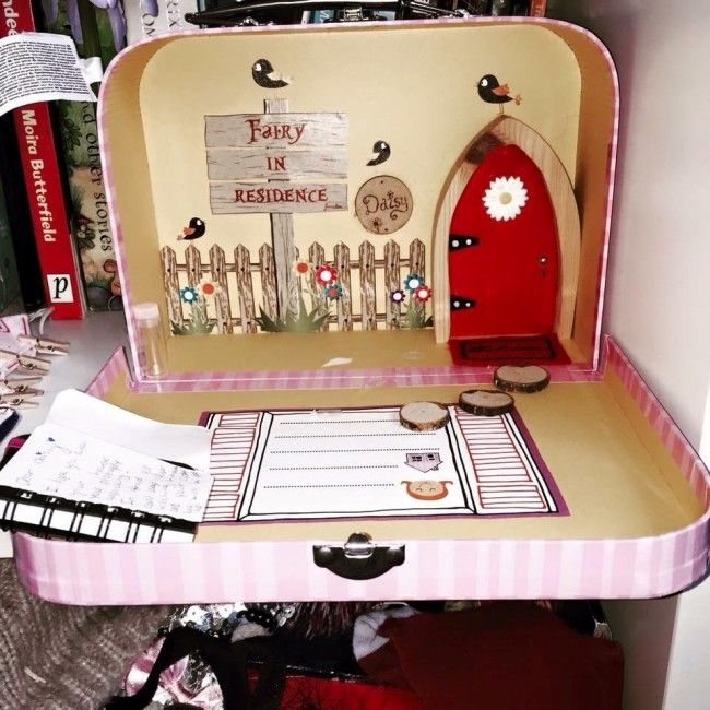 Fairy door company & The Irish Fairy Door injects magic back into childhood | Fairy doors ...