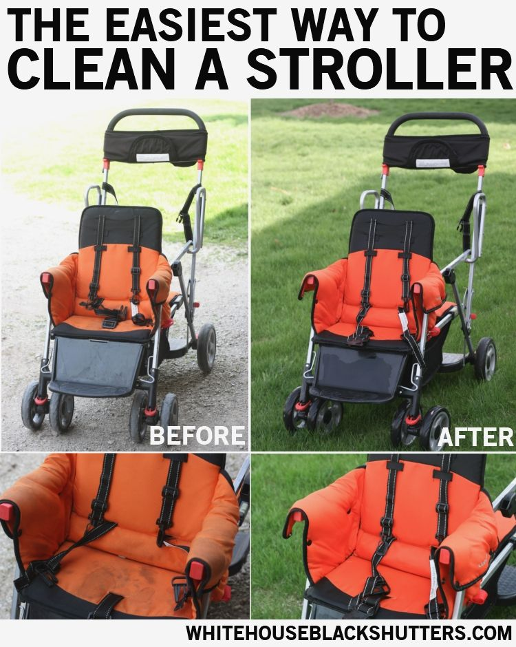 Pin by snezhana_bandura on Cleaning in 2020 Stroller