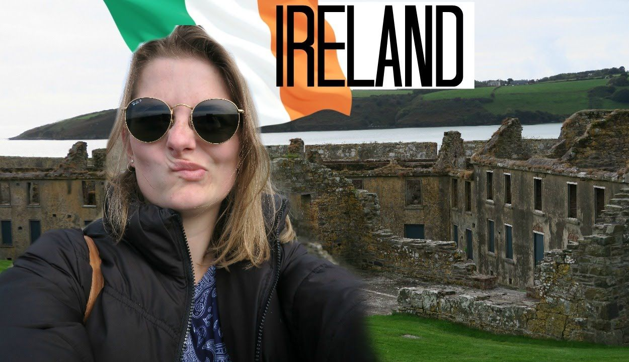 QUEEN OF THE CASTLE! | LauraJane in Ireland