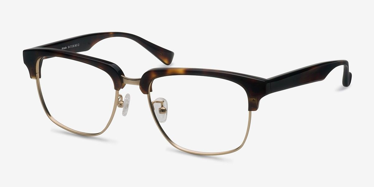 df6c29038245 Arcade Tortoise Acetate Eyeglasses from EyeBuyDirect. A fashionable frame  with great quality and an affordable price. Come see to discover your style.