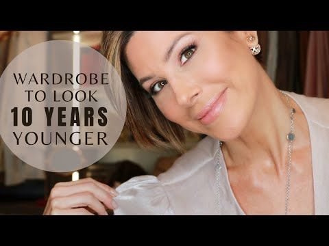 105 simple wardrobe tricks to look 10 years younger