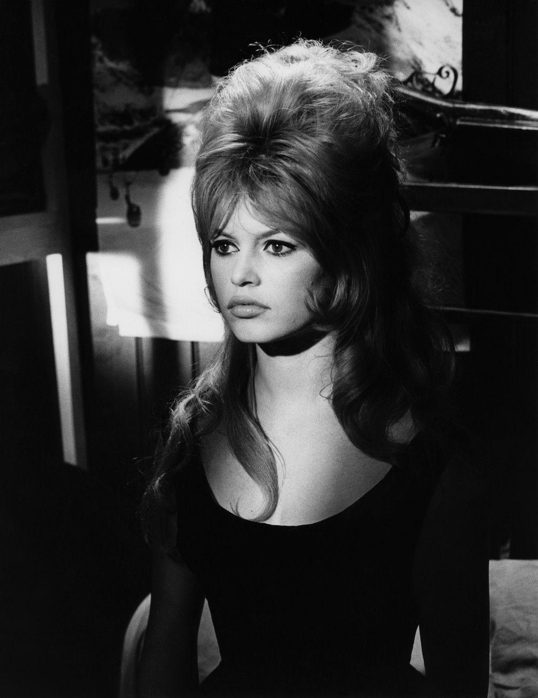BB from 1961's La Bride Sur Le Cou.