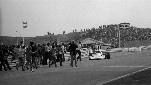 When the playboys beat the big boys - remembering Hesketh's amazing Zandvoort win