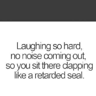 hahah hate when that happens...