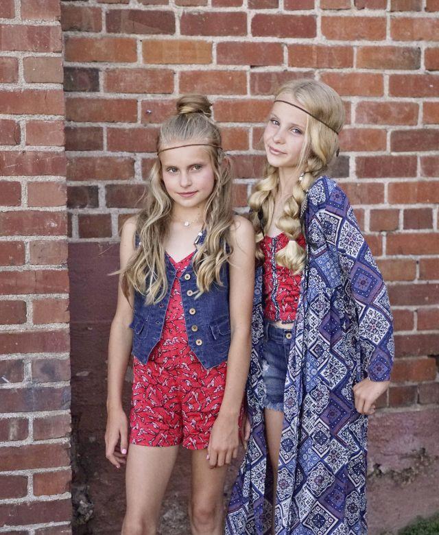 foto de Jak & Peppar Summer 2017 Take 1 bohemian Pinterest Tween fashion Tween and Boho style