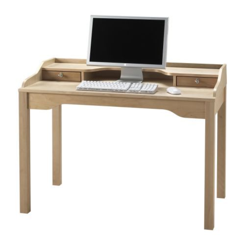 Ikea Us Furniture And Home Furnishings Desk Shelves Ikea Writing Desk Desk Furniture