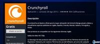 Ver Crunchyroll ya está disponible en PlayStation 4