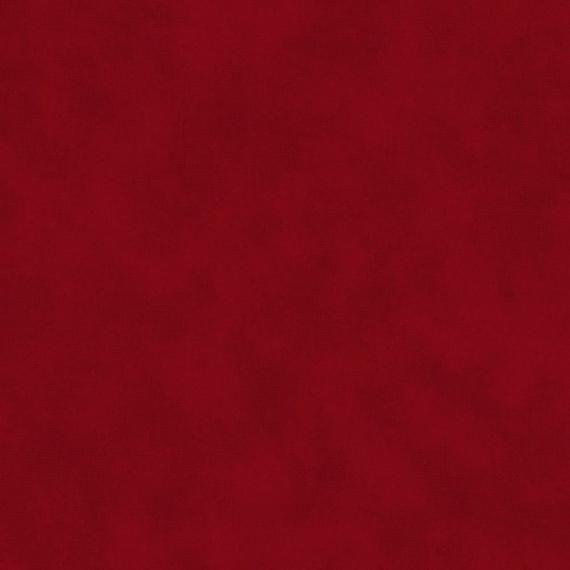 Tonal Brick Red - Cloud 9 Cotton Fabric