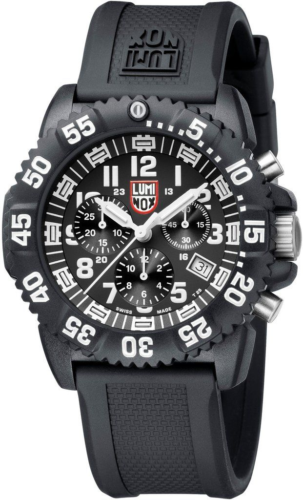 Luminox Watch Sea Navy Seal Colormark 3080 Series #bezel-unidirectional #bracelet-strap-rubber #brand-luminox #case-material-black-pvd #case-width-44mm #chronograph-yes #classic #date-yes #delivery-timescale-4-7-days #dial-colour-black #gender-mens #movement-quartz-battery #official-stockist-for-luminox-watches #packaging-luminox-watch-packaging #subcat-sea-navy-seal #supplier-model-no-a-3081 #supplier-model-no-xs-3081 #warranty-luminox-official-2-year-guarantee #water-resistant-200m
