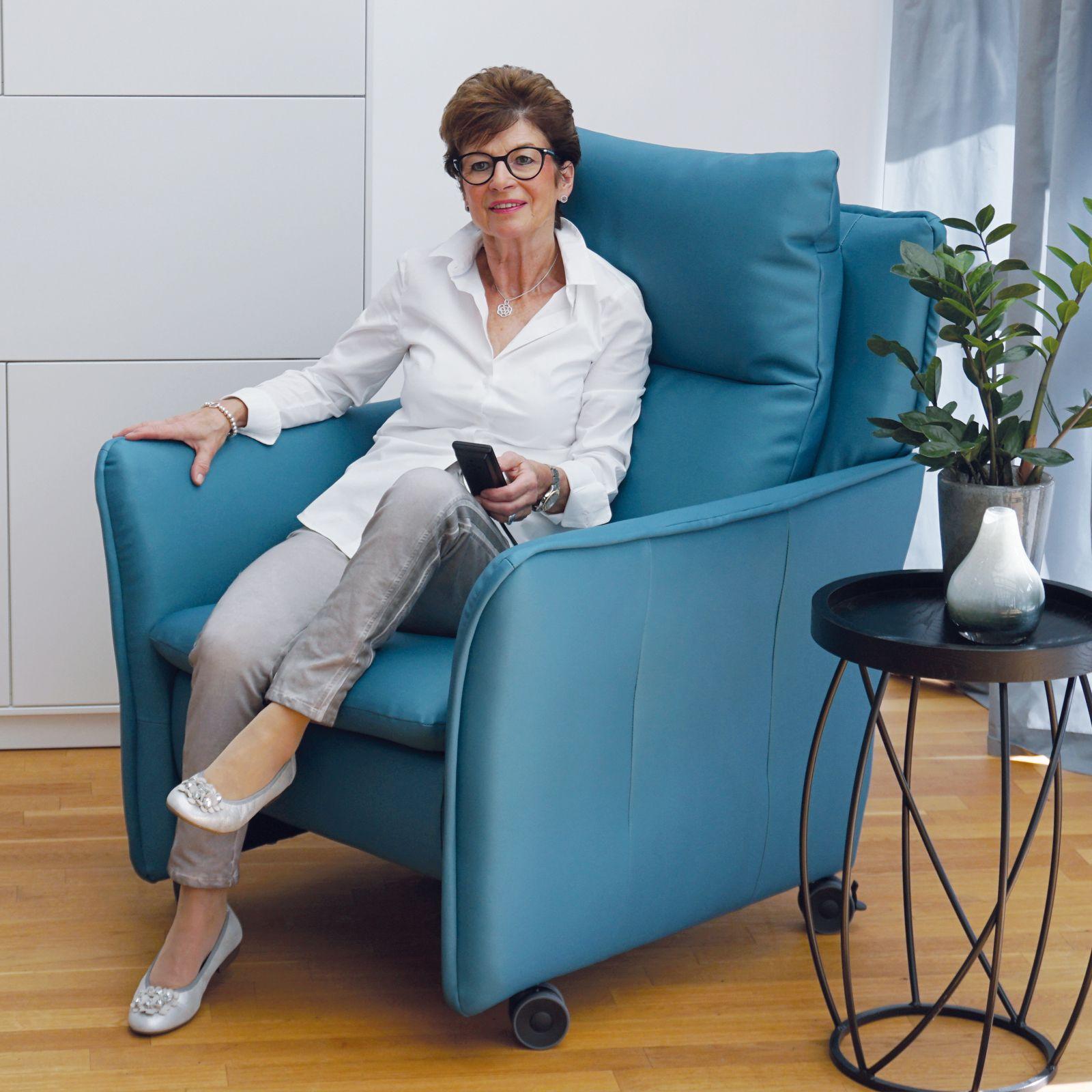 Hochwertiger Relaxsessel Fur Junggebliebene Senioren Relaxsessel Relaxen Sessel